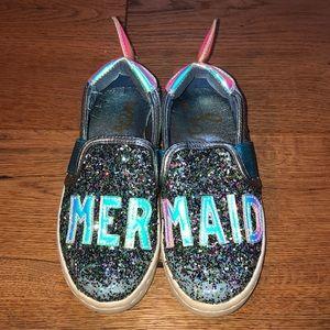 Girls Sam Edelman Mermaid flats
